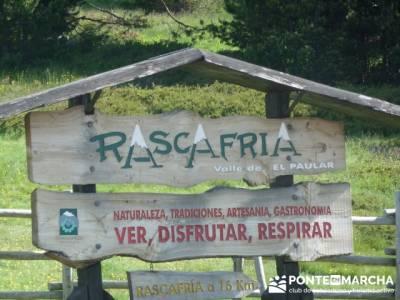 Ruta senderismo Peñalara - Parque Natural de Peñalara - Valle de El Paular; hiking free